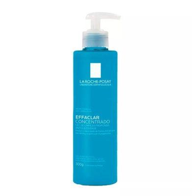Gel de Limpeza Facial La Roche-Posay – Effaclar Concentrado – 300g