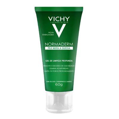 Normaderm Vichy – Gel de Limpeza Profunda (60g)